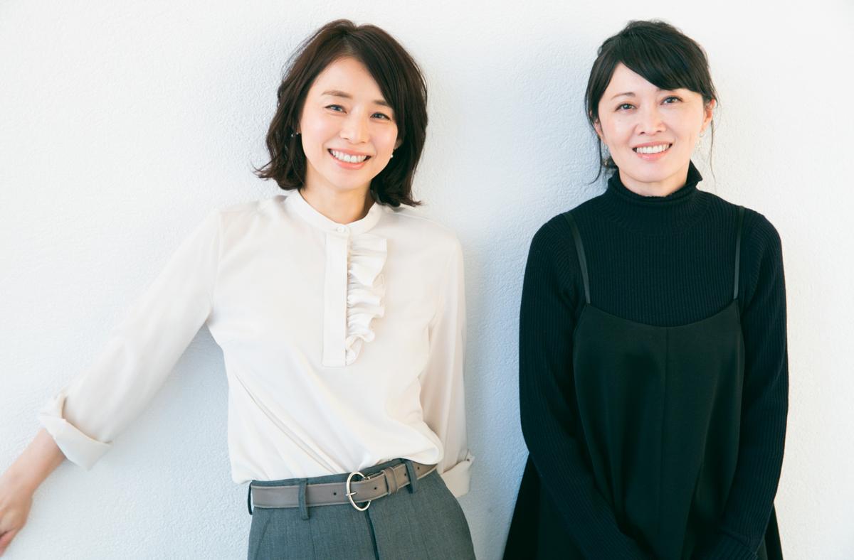 ダンス 石田 ゆり子 恋